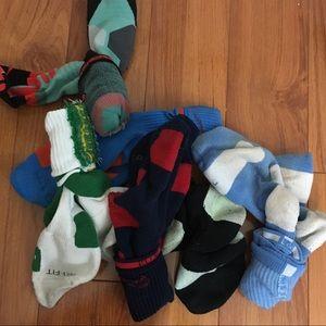 Nike | Lot of (6) Nike Elite Large Men's Socks